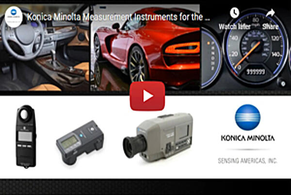 Automotive-video for Oct newsletter