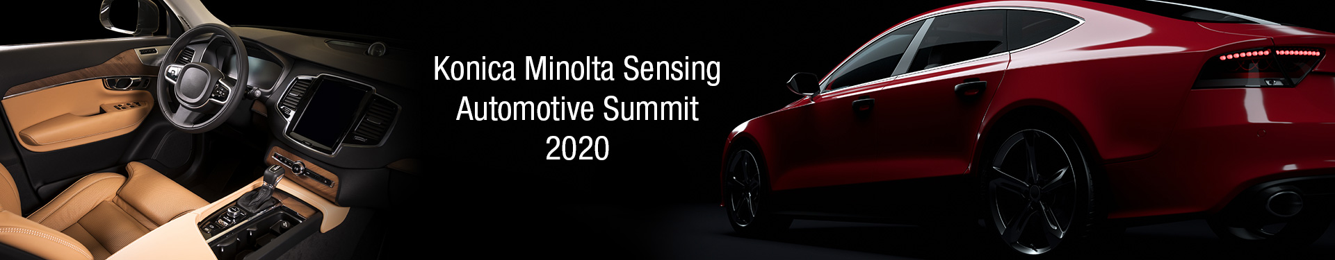 Konica Minolta Automotive Summit 2020